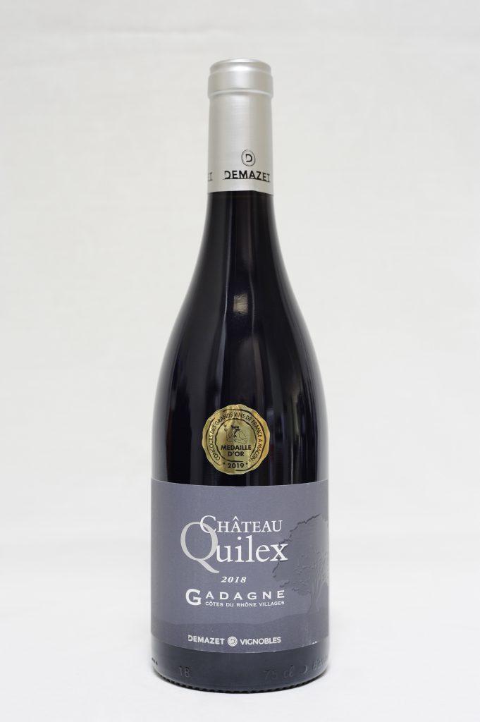 Château Quilex AOP Côtes du Rhône Villages