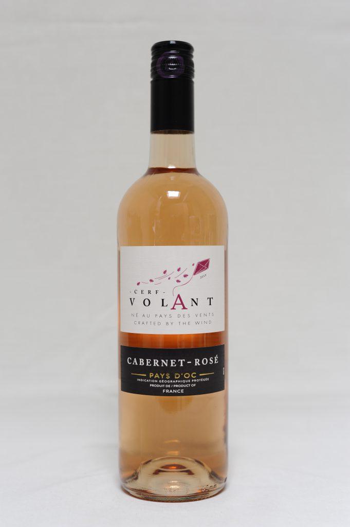 Cerf Volant IGP Cabernet Sauvignon Rosé