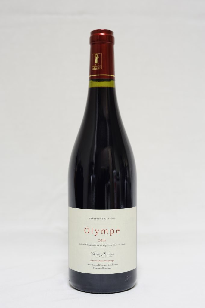 Domaine Deneufbourg Olympe IGP